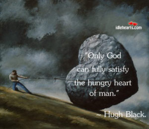 only-god-can-fully-satisfy-the-hungry-heart-of-man