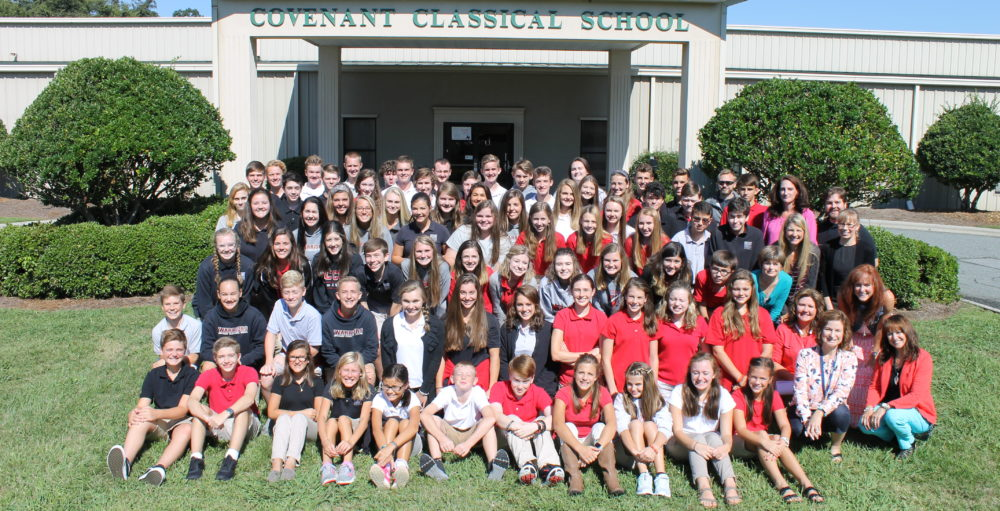 Covenant Classical School House Blog